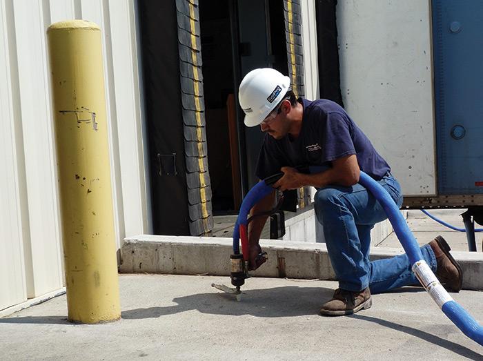 Poly Level - công nghệ sửa chữa các công trình bị lún. - 95709